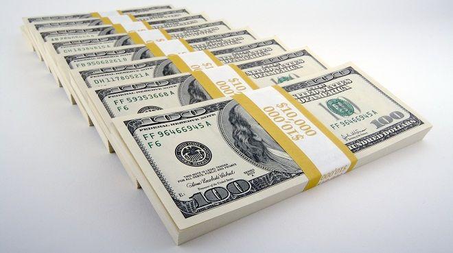 Dolarda bir kuru�luk soluklanma