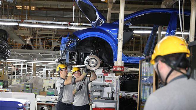 Japonya'da corona salgını otomotiv sektörünü de etkiledi