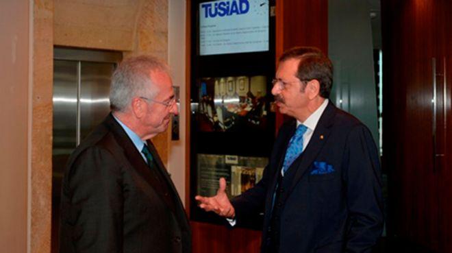 TOBB ve TÜSİAD`dan ortak destek açıklaması