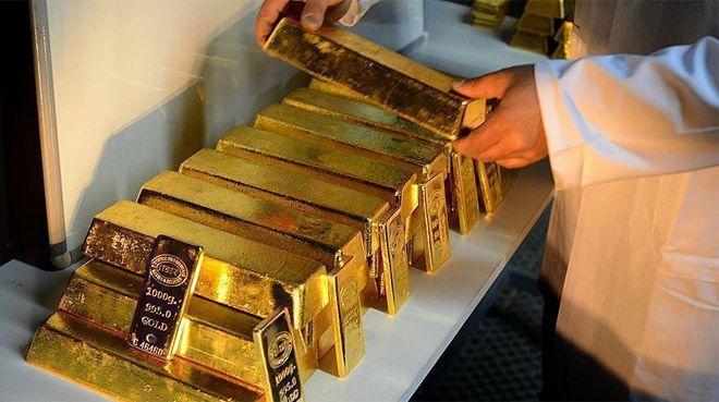 Vakıf Katılım`dan 425 milyon dolarlık külçe altın ihracatı