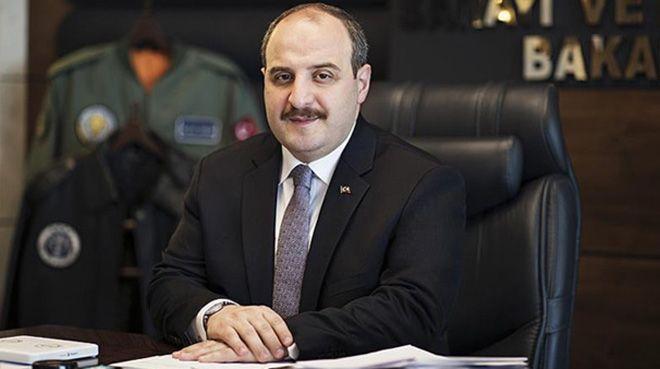 Bakan Varank sanayi üretim verilerini değerlendirdi