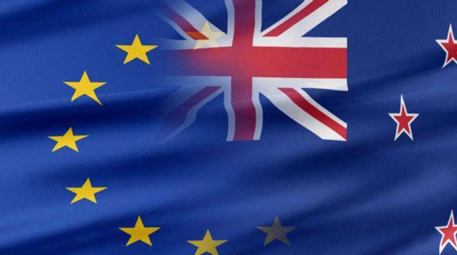 AB ve Yeni Zelanda, ticari müzakerelere başlıyor