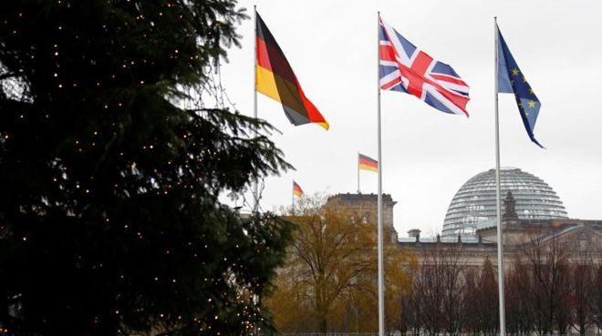 Brexit Almanya`nın ihracatını vuruyor