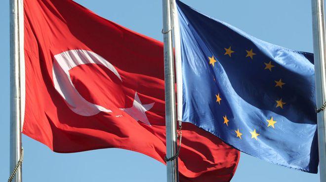 Türkiye, AB ile ticarette fazla verdi