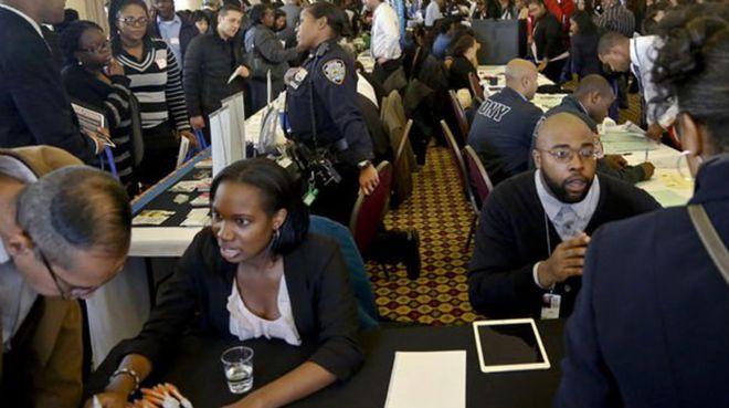 ABD`de işsizlik maaşı başvuruları 5 haftanın en düşüğünde