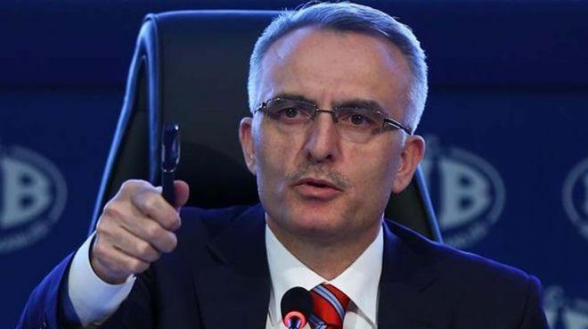 Maliye Bakanı`ndan bankacılık sistemi açıklaması