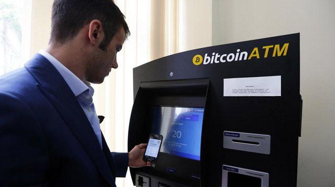 Bitcoin ATM`lerinin sayısı 5 bini aştı