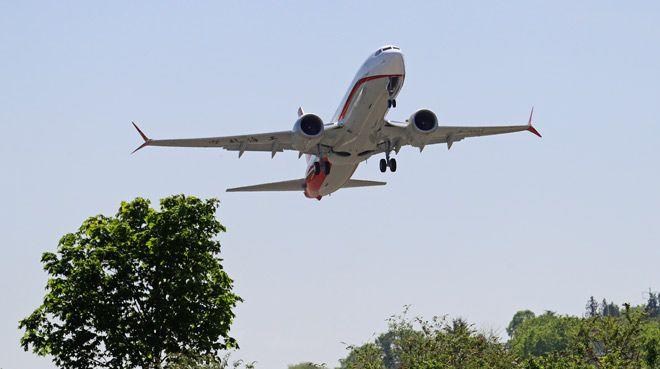 Boeing, 737 MAX ismini değiştirmeyecek