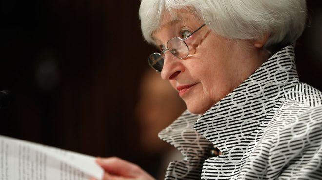 Wall Street Yellen`ı istiyor