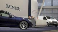 Daimler üst yönetimi 2019`da değişecek