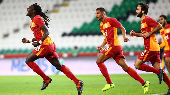 Galatasaray`ın piyasa değeri 110 milyon TL arttı