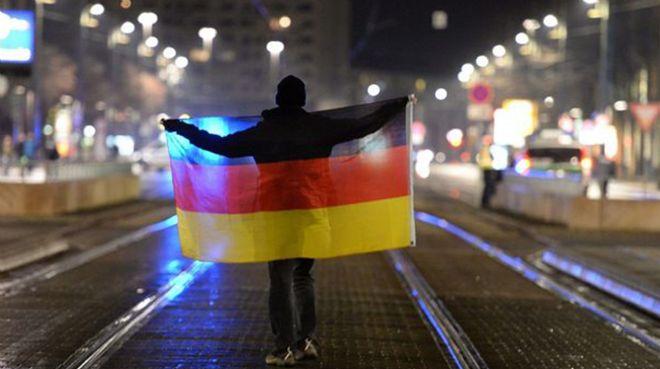 Almanya, ilk çeyrekte yüzde 0,3 büyüdü