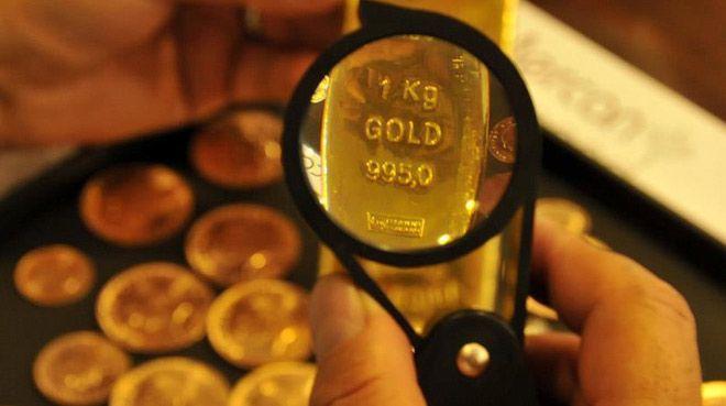 Gram altın 238 liranın üzerinde günü tamamladı