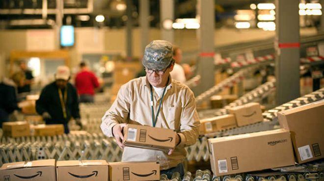 Amazon 1 trilyon dolara koşuyor!
