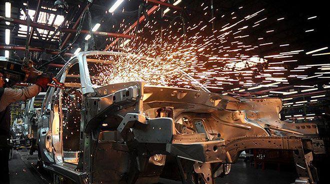 İngiltere'de otomotiv üretimi azaldı