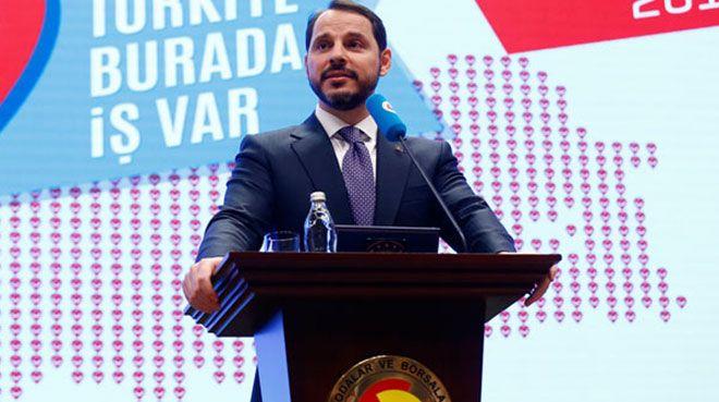 Bakan Albayrak: 2,5 milyon yeni istihdamı hayata geçireceğiz
