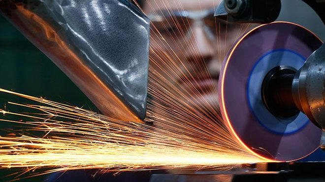 Almanya`da imalat PMI nisanda yükseldi