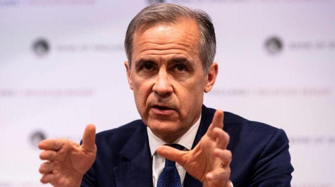 BoE Başkanı`ndan finansal kriz uyarısı