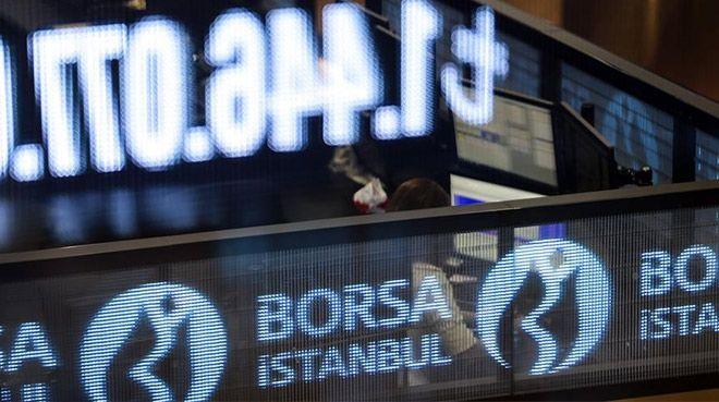 Borsa 100.000 puan üzerine yerleşti