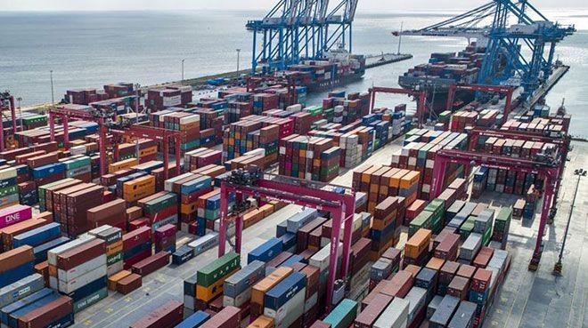 Batı Akdeniz`in 3 aylık ihracatı 470 milyon doları geçti