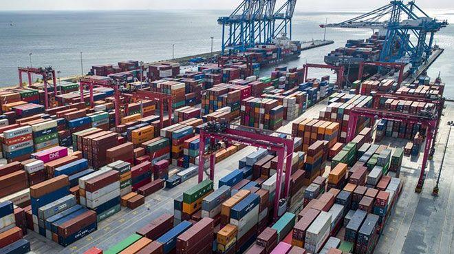 Dış ticaret dengesi açıklandı