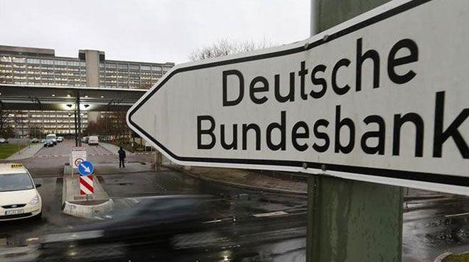 Bundesbank: Büyüme ilk çeyrekte zayıf olacak
