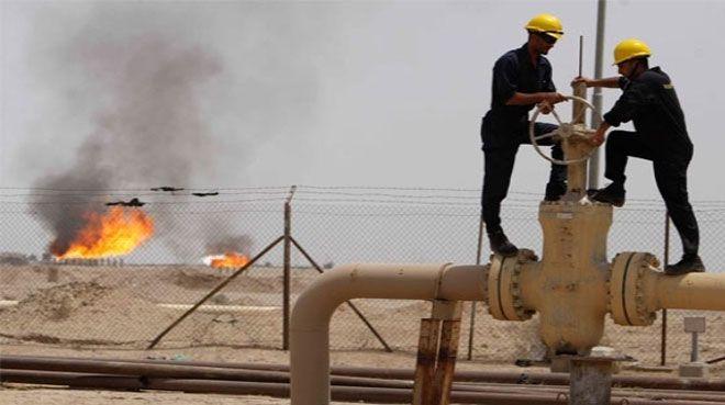 Irak petrol ihracat�nda rekor k�rd�!