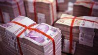 Hazine 6,2 milyar lira borçlandı