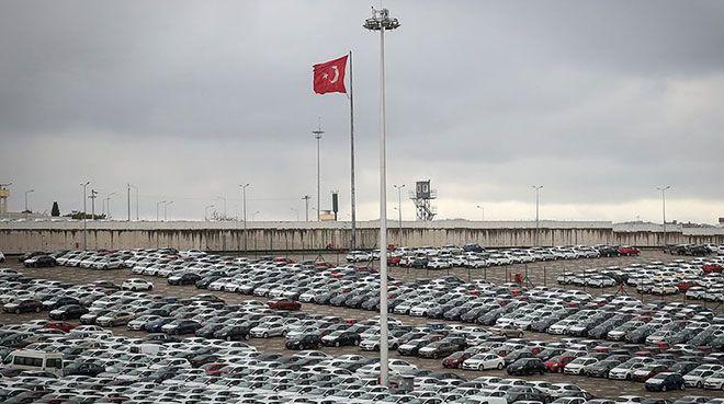 Sakarya dünyaya 85 bin 937 motorlu taşıt sattı