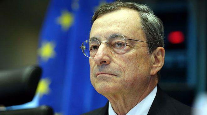 Almanya'dan Mario Draghi'ye liyakat nişanı