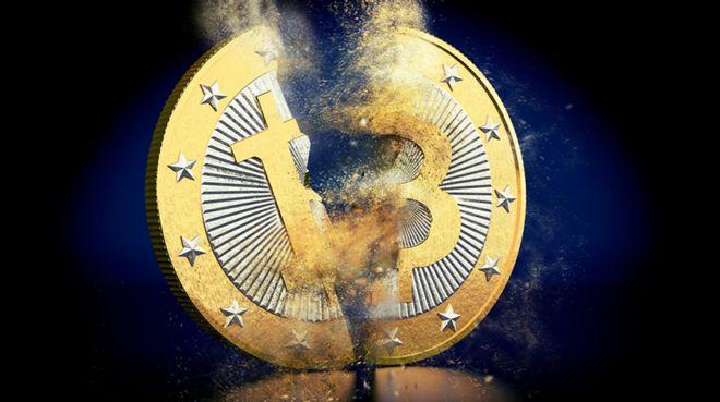 Bitcoin yine çakıldı!