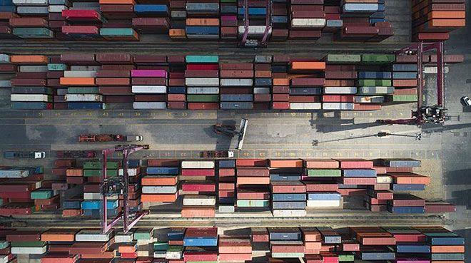 Çimento ihracatı yılın ilk 4 ayında arttı
