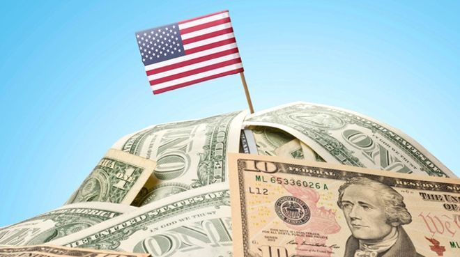 ABD`de bütçe 100 milyar dolar açık verdi