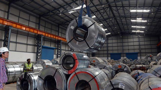 AB, Çin`den ithal edilen çelik için yeni soruşturma başlattı