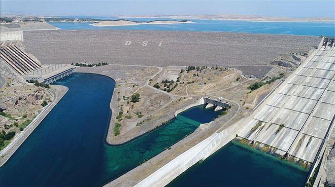Avrupa`nın en yüksek barajından ekonomiye dev katkı
