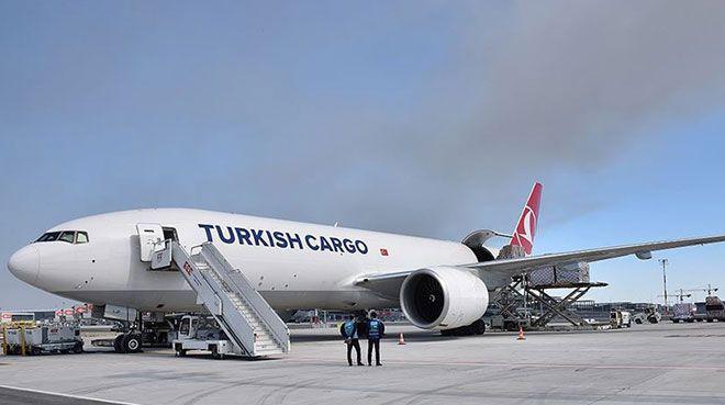 Turkish Cargo`dan İstanbul Havalimanı`na ilk direkt sefer