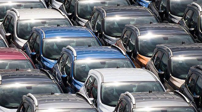 AB`de otomobil satışları sert düştü!