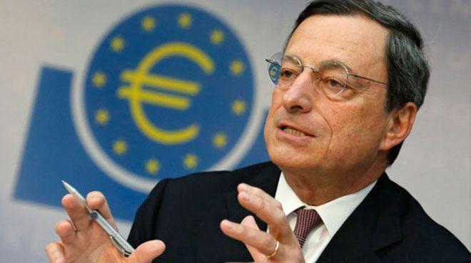 Draghi: Bitcoin, ECB`nin sorumluluğu değil