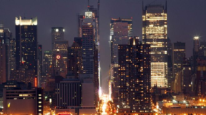 New York, Londra`yı solladı!