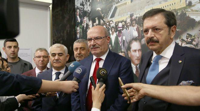 Baran yeniden ATO Başkanı seçildi