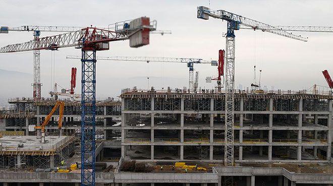 Türkiye`den dünya devlerine inşaat malzemeleri
