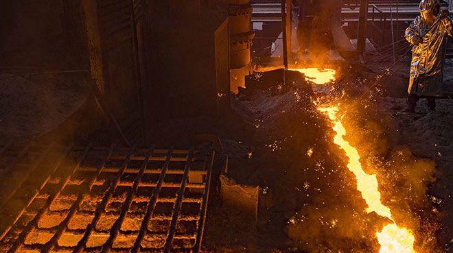 Türkiye`nin ham çelik üretimi haziranda arttı