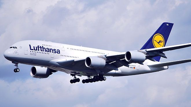 Lufthansa`da iptal rekoru