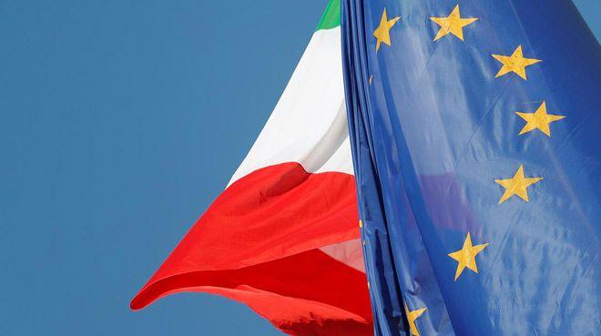 Euro Bölgesi, İtalya`nın borç artışı ile ilgili Komisyon`un yanında