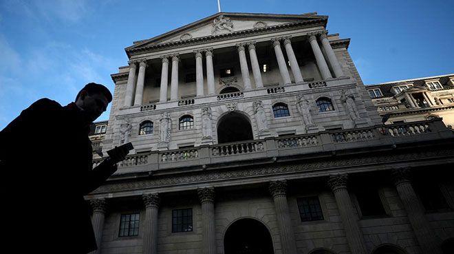 BoE faiz oranında değişikliğe gitmedi
