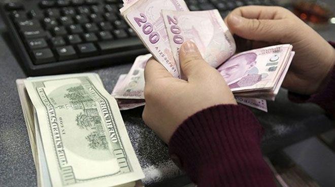 Merkezi yönetim brüt borç stoku 1 trilyon 121,2 milyar lira