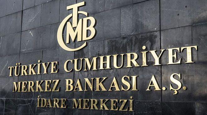 TCMB`ye göre 30 Ekim için açıklanan geçici rezerv ekside