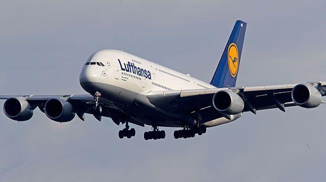 Lufthansa ilk çeyrekte 2,1 milyar euro zarar etti