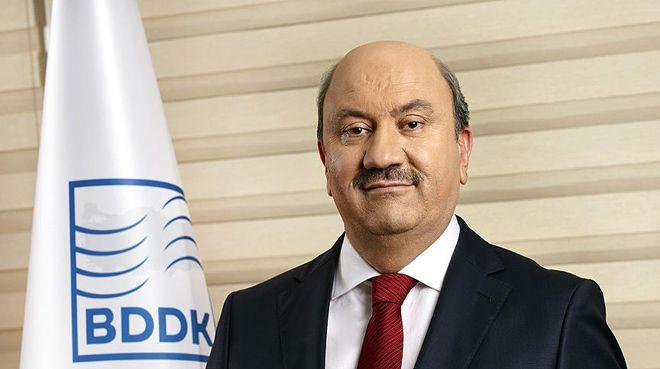 BDDK Başkanlığına Mehmet Ali Akben yeniden atandı