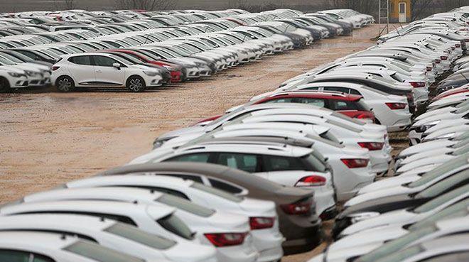 İhracatta mart ayının birincisi otomotiv endüstrisi oldu